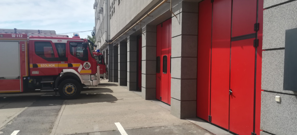 Tűzoltóságok aloldal fejlécképe