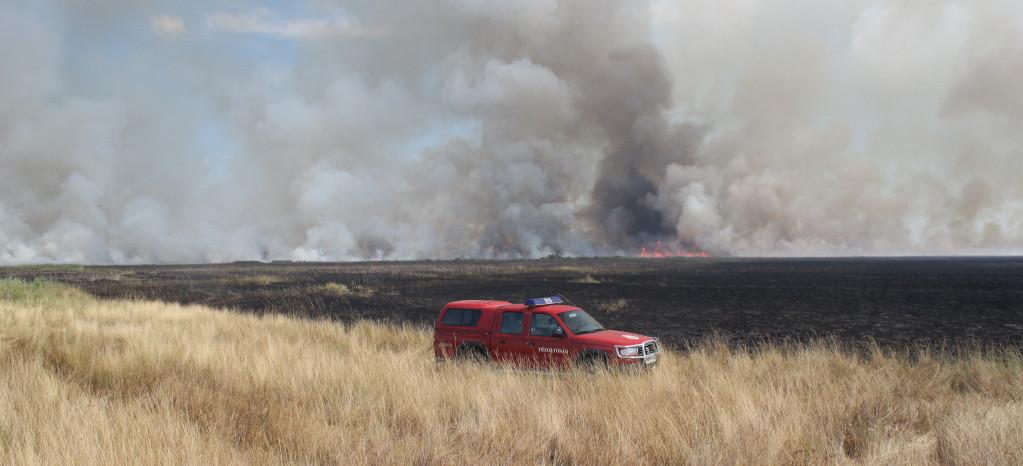 A 2017-es hortobágyi tűzeset aloldal fejlécképe