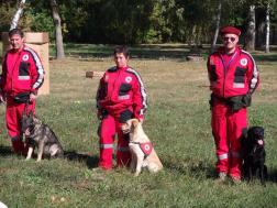 Önkéntes Katasztrófavédelmi Mentőszervezetek I. Országos Seregszemléje14