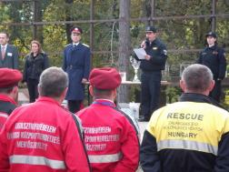 Önkéntes Katasztrófavédelmi Mentőszervezetek I. Országos Seregszemléje18