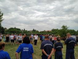 Települési mentőcsoportok szereztek minősítést