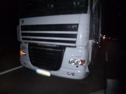 Három gépjármű ütközött Jászfényszarunál